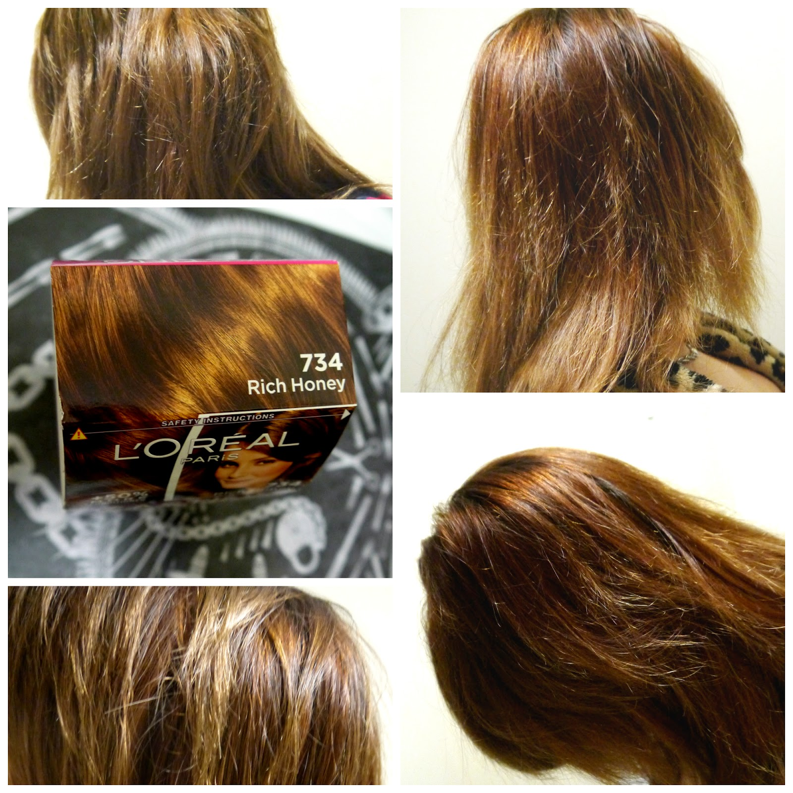 REVIEW // L'OREAL CASTING CREME GLOSS HAIR DYE IN ' RICH..