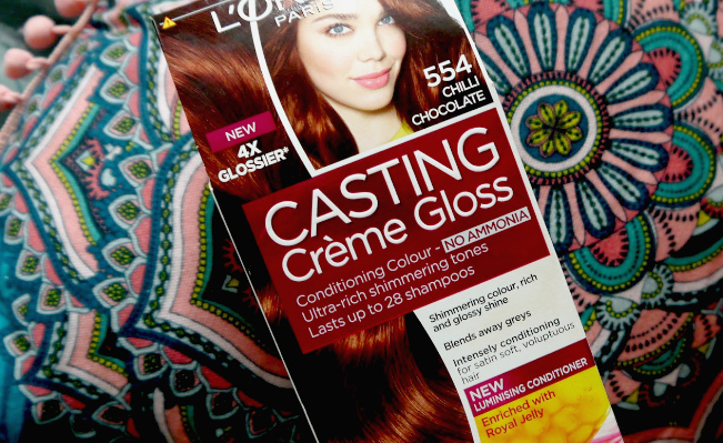 Casting Creme Gloss Chilli Chocolate