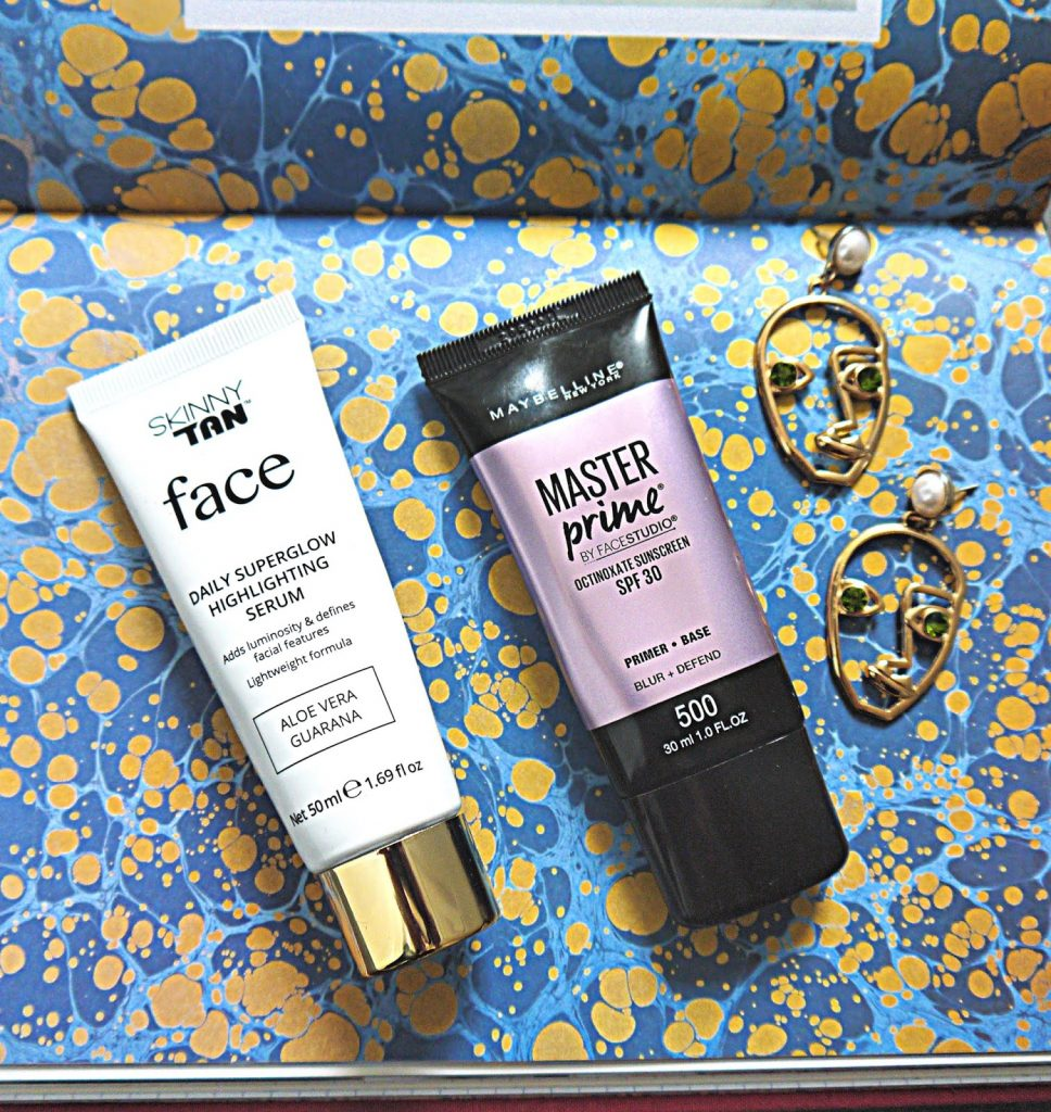 Get The Glow: 2 Glow Inducing Primers To Try This Month